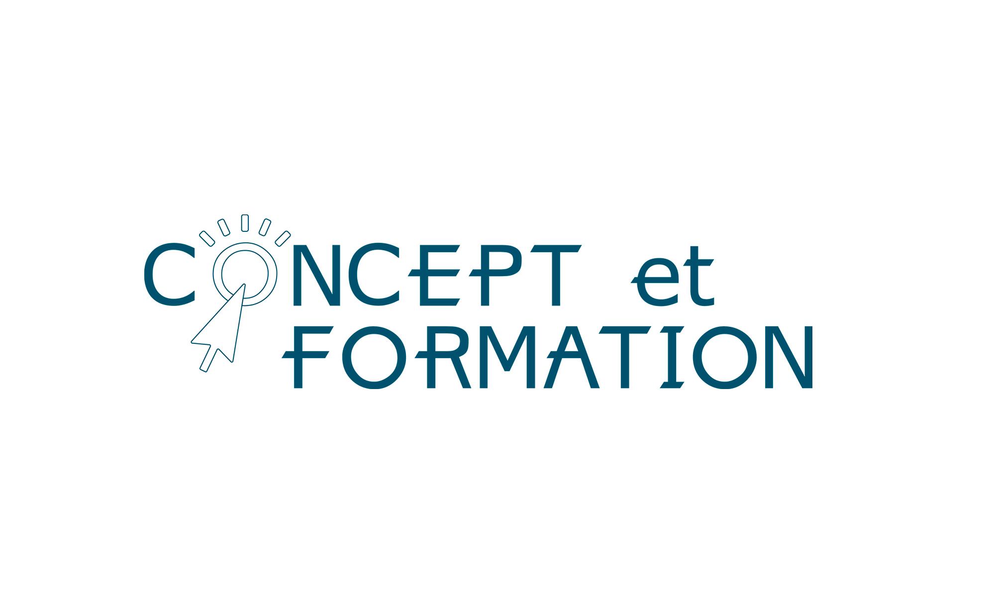 logo Concept et Formation